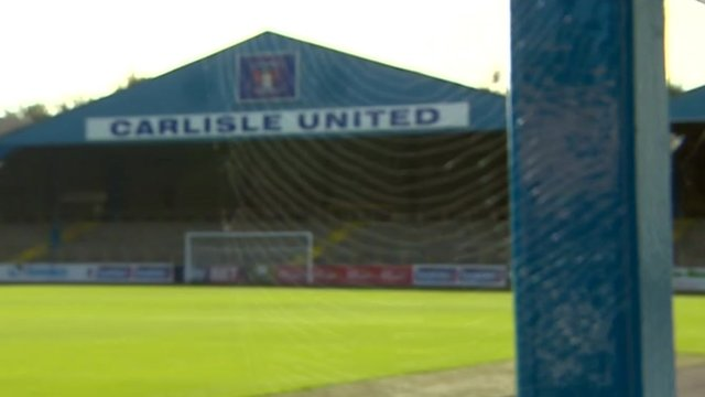 Carlisle prepare for Capital Cup tie with Liverpool