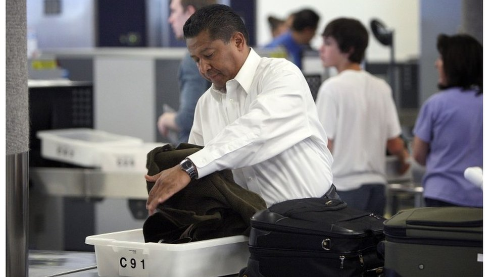 Heathrow scanners mean liquids can stay in bags