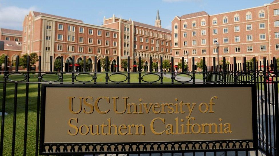 Ćerke Lori Loglin idu na USC