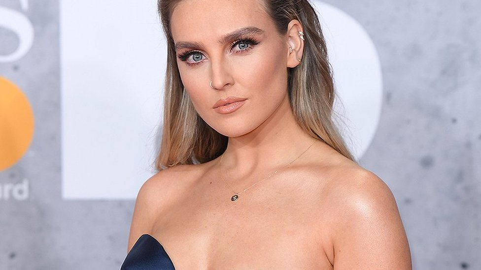 BBC News - Little Mix's Perrie: Terrifying anxiety made me feel 'so alone'