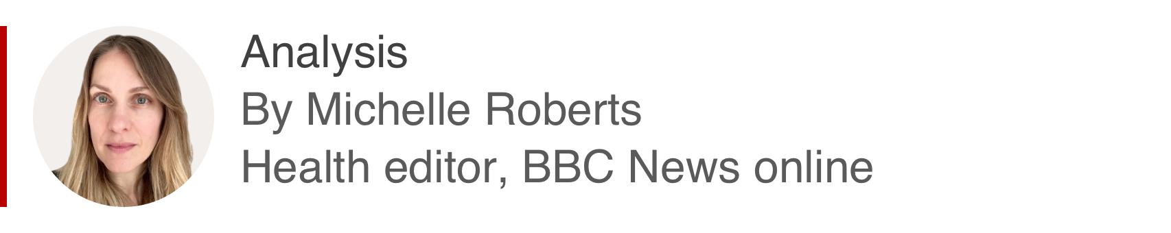 Analysis box by Michelle Roberts, health editor, BBC News online