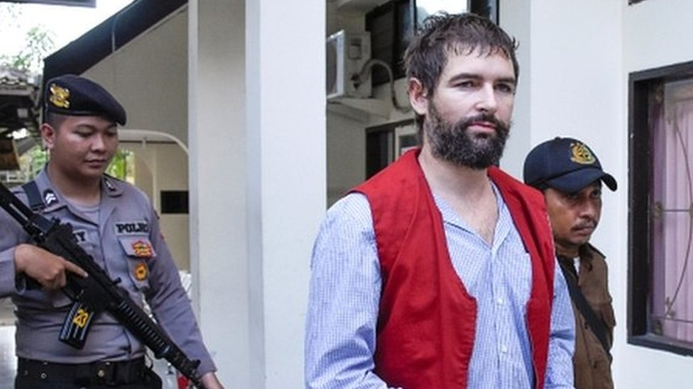 Frenchman sentenced to death over Indonesia drug smuggling