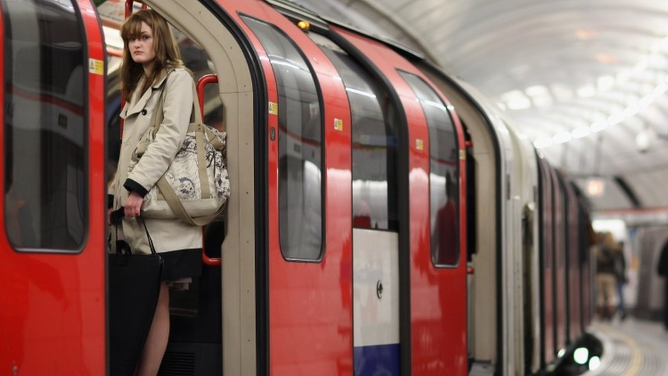London Tube violent crime rises by 43% in three years