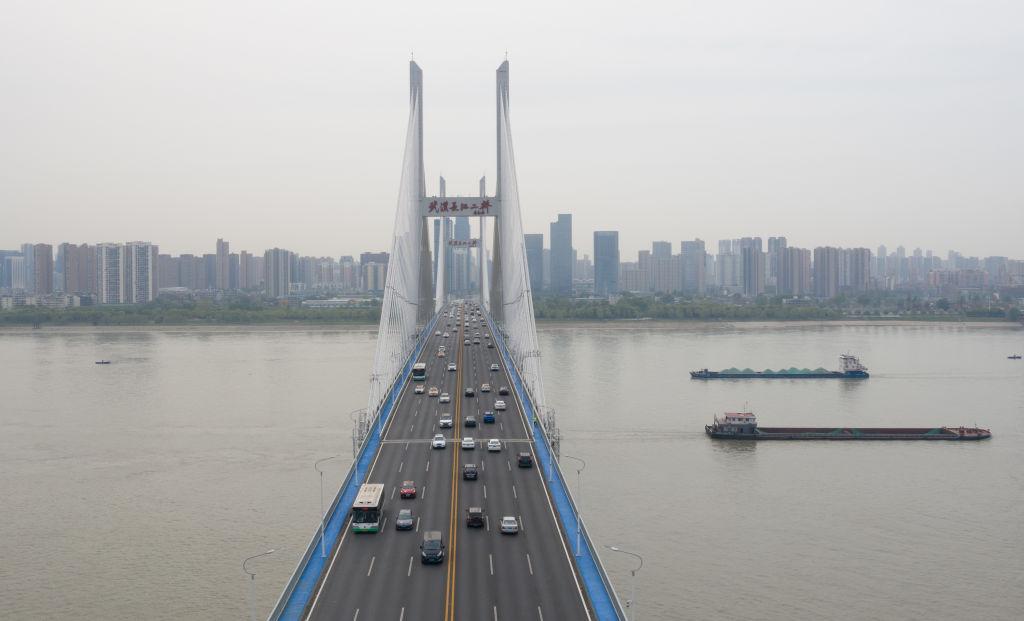"""武漢是中國新冠疫情的重災區,當地從1月23日開始宣佈""""封城""""長達11周。"""
