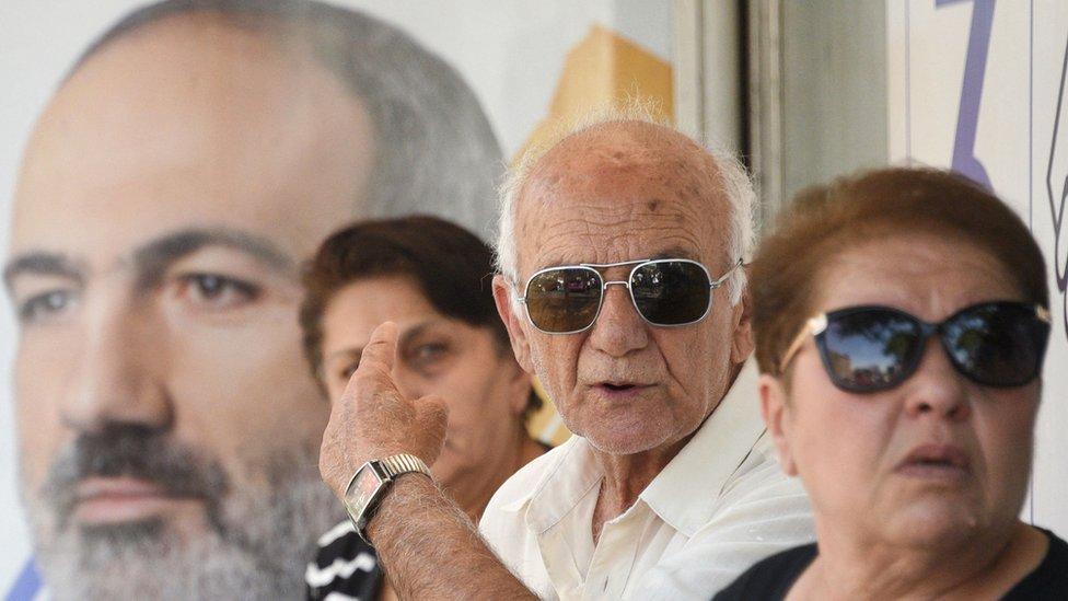 Пашинян или Кочарян? Никто не знает, кто победит на выборах в Армении