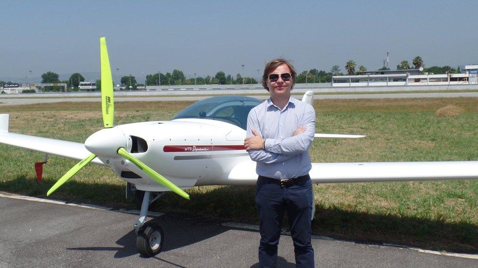 Carlos Oliveira Skyuber's co-founder
