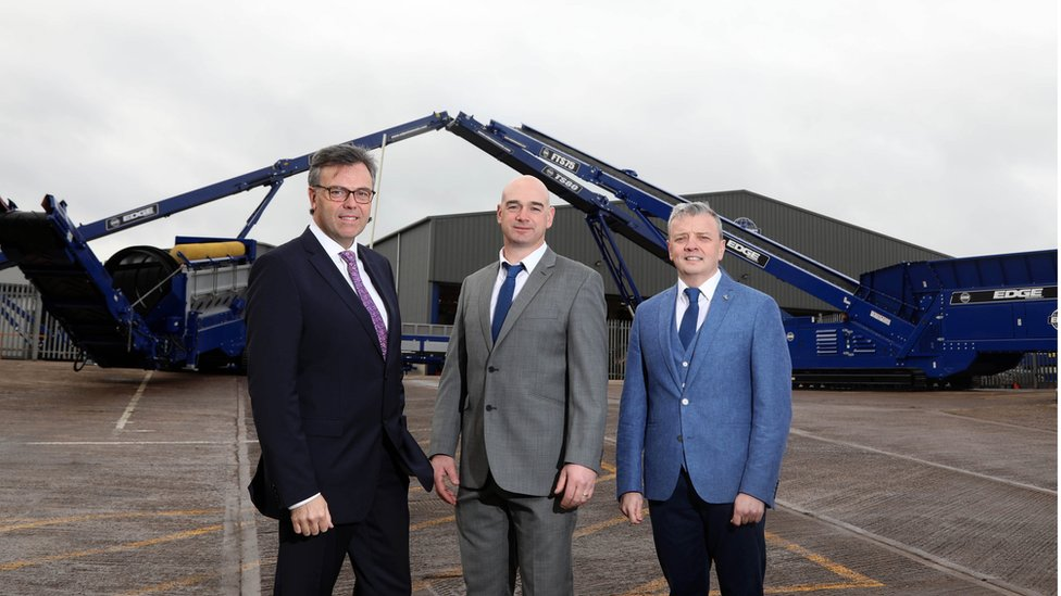 Edge Innovate: Dungannon manufacturer creates 80 jobs