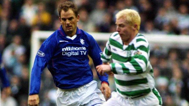 Rangers 3-2 Celtic, December 2002