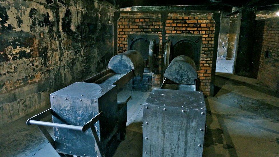 Nacisti su kremirali žrtve u pećima