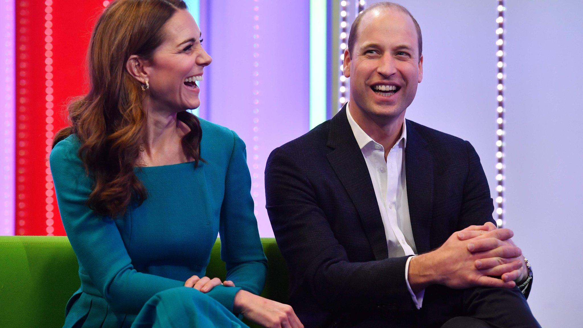 Prince William criticises social media firms