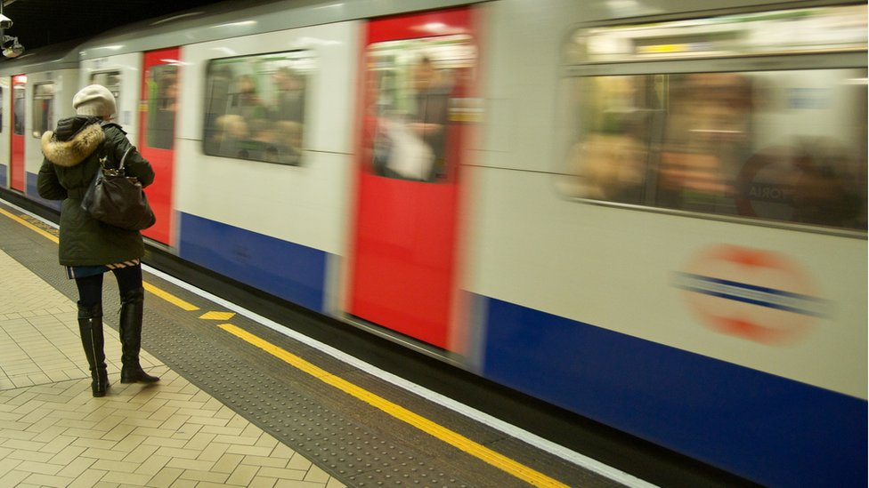 Awareness drive sees rise in reports of London transport sex offences