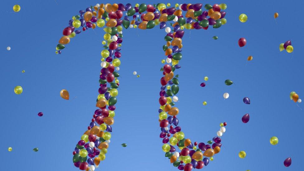 El símbolo de Pi