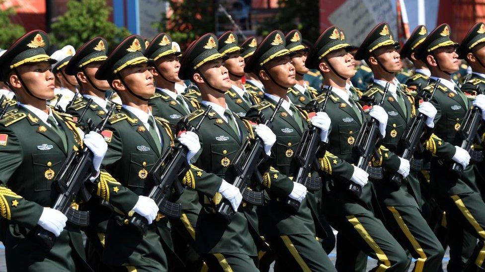 中國解放軍