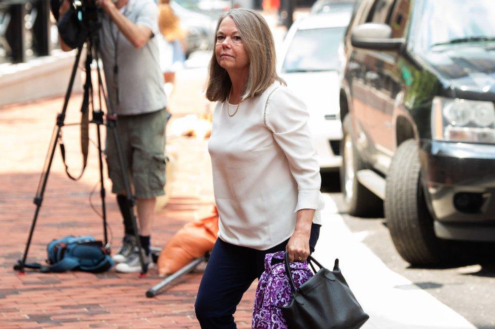 Tax accountant Cindy LaPorta testified last week