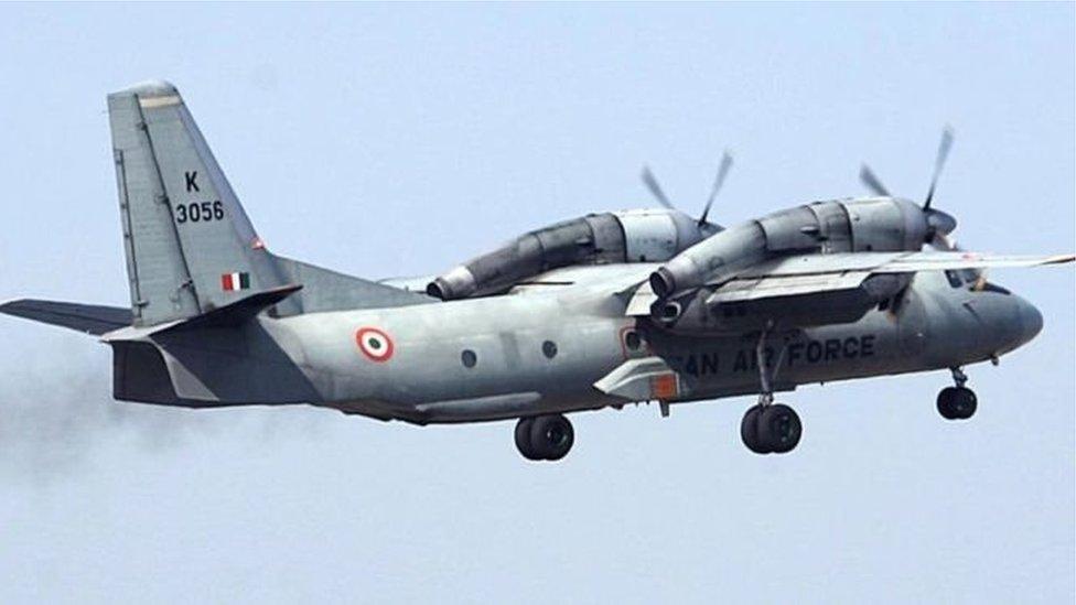 AN-32 विमान पर सवार इन सभी 13 सैन्यकर्मियों की मौत