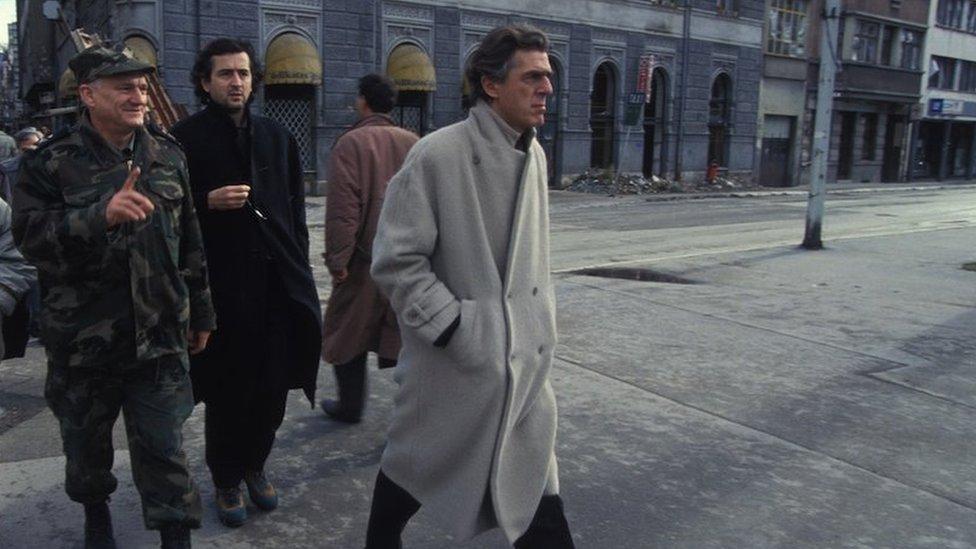 Sarajevo, 1993. godine