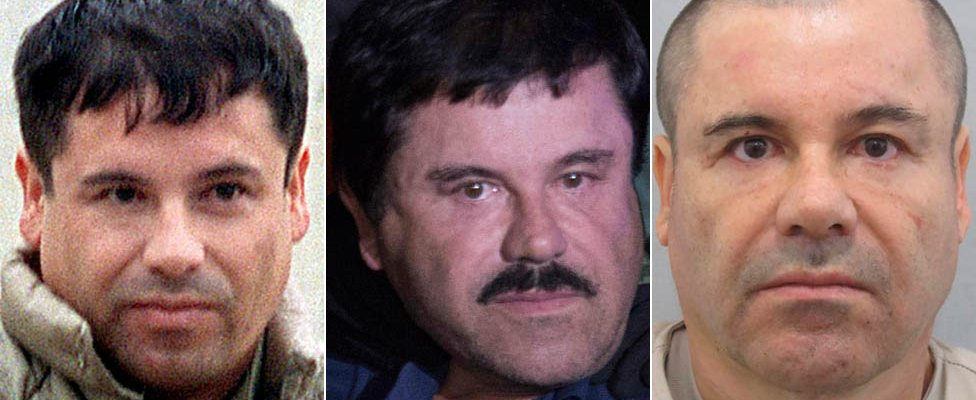 Različita lica El Čapa