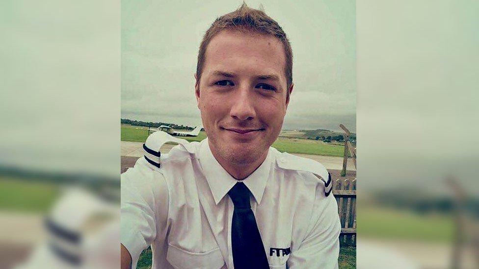 Dubai plane crash: Manx pilot was 'beautiful soul'