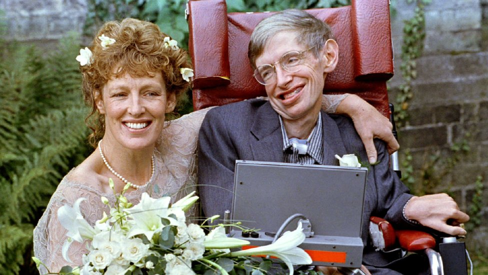 Stephen Hawking A Life In Pictures Bbc News