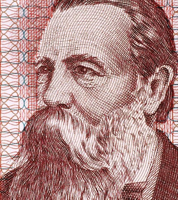 Federico Engels describió por primera vez una desconexión entre los salarios y la productividad.