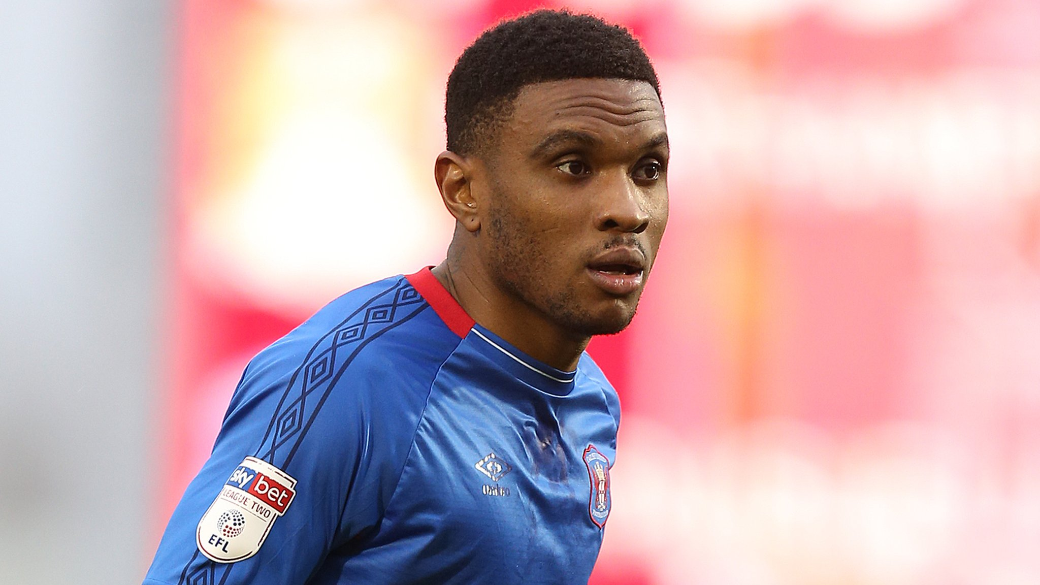 Kelvin Etuhu: Carlisle United striker triggers one-year contract extension