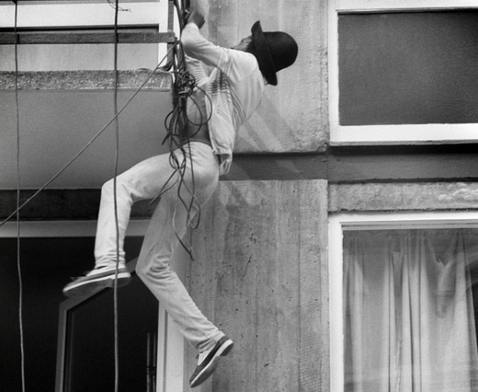 Dread Broadcasting Corporation Reggae DJ Lepke, Notting Hill Carnival, 1981