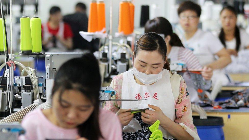 Estados Unidos tiene problemas con algunas de las formas en que China hace negocios.