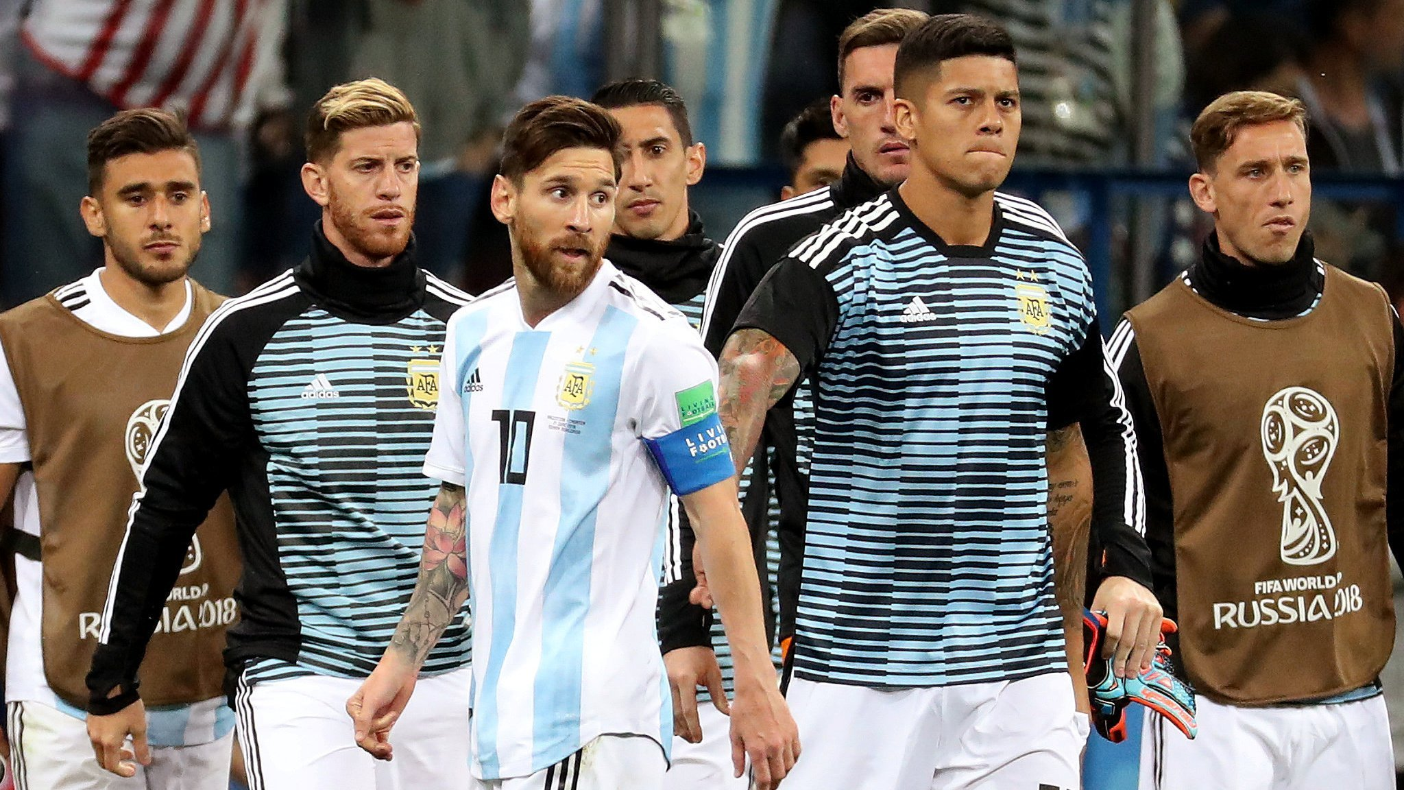 Argentina: World Cup squad is the 'worst in their history' says Ossie Ardiles