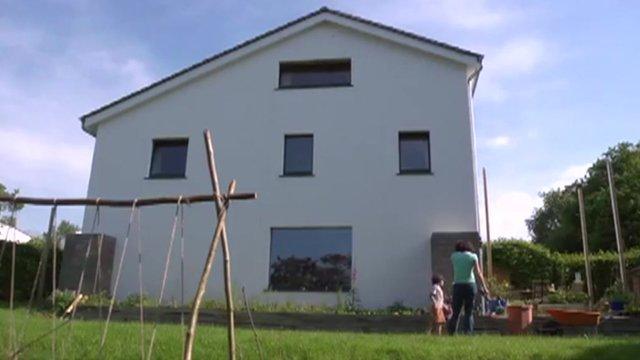 Adam Dadeby's house