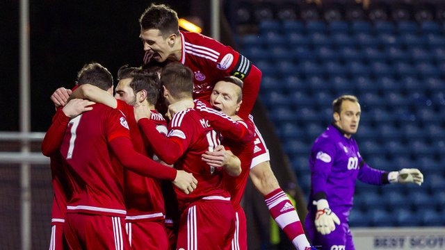 Highlights - Kilmarnock 0-4 Aberdeen