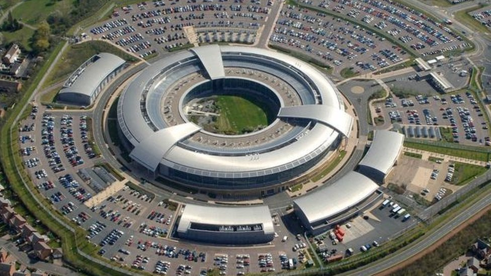Spies from GCHQ take part in covert charity bike ride