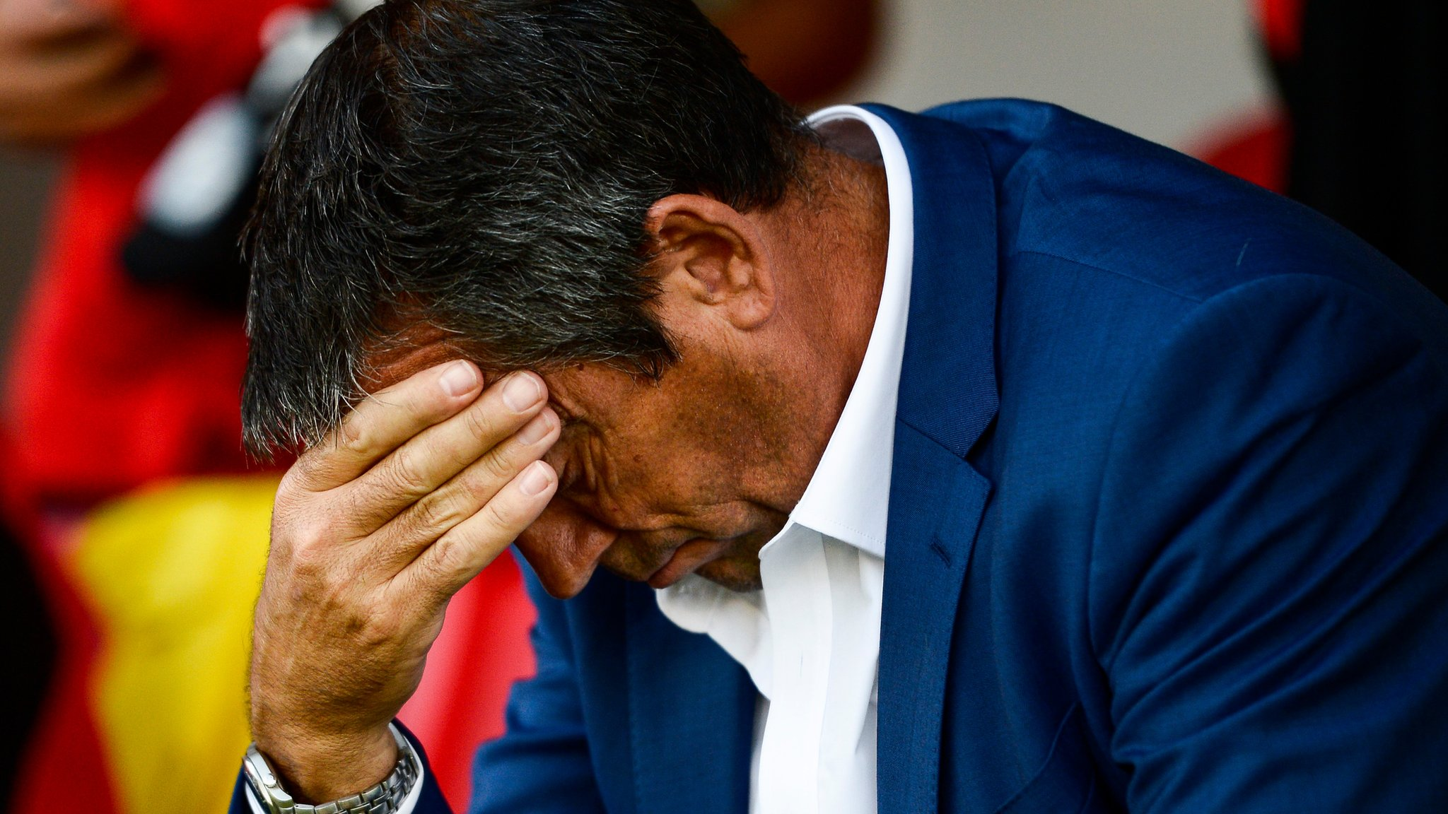 Phil Brown: Swindon Town sack manager after eight months in charge