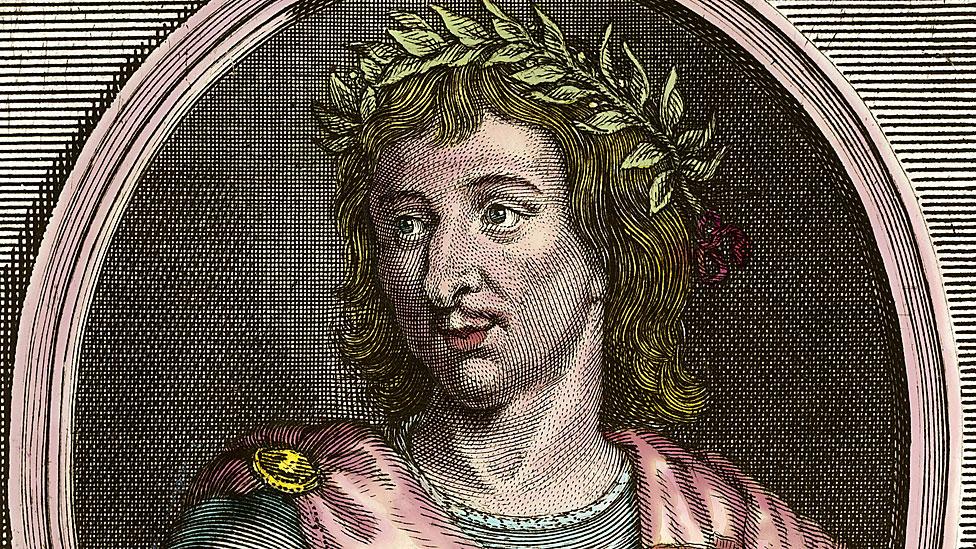 Dibujo de Cyrano de Bergerac
