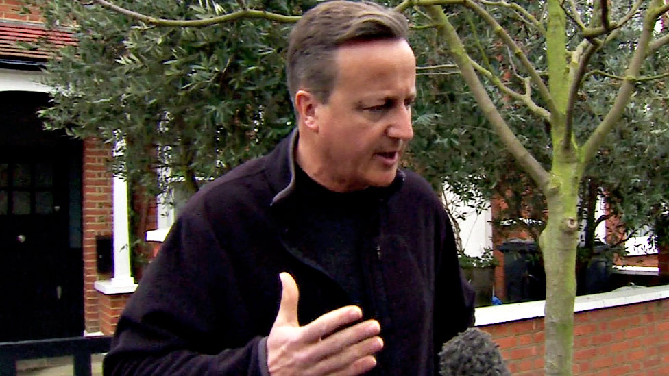 David Cameron: I don't regret calling referendum