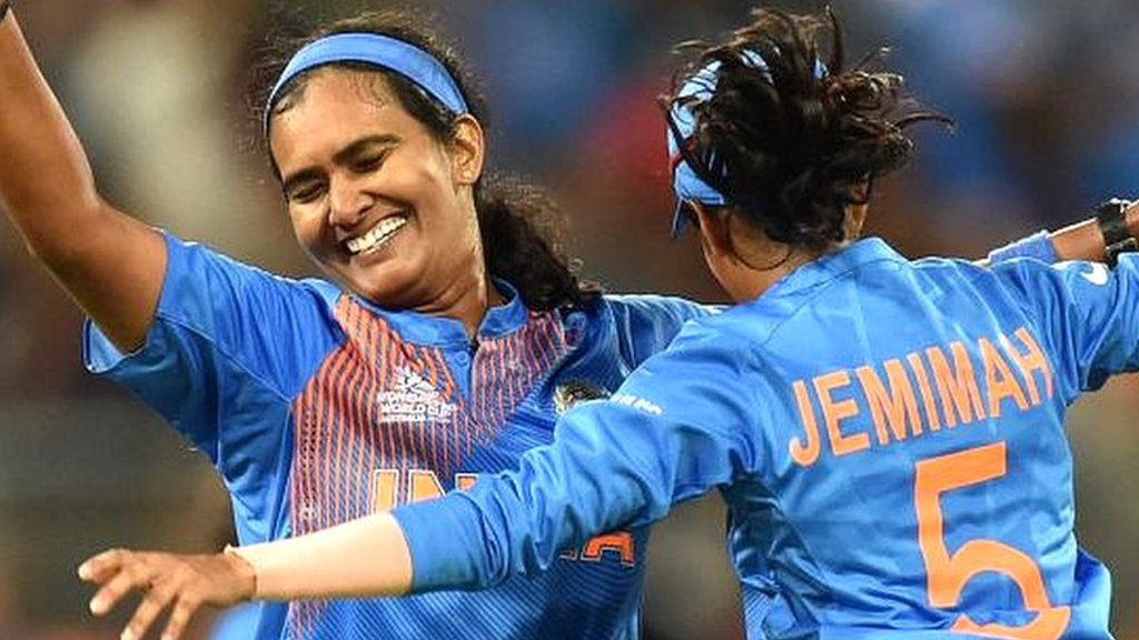 #AUSvIND: पहले मैच में चैंपियन ऑस्ट्रेलिया को भारतीय महिला टीम ने दी शिकस्त