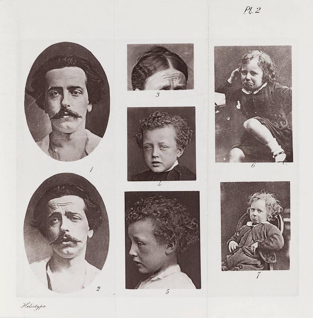 Algunas de las fotografías del libro.