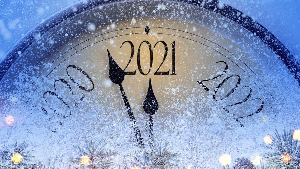 año nuevo Nuevo