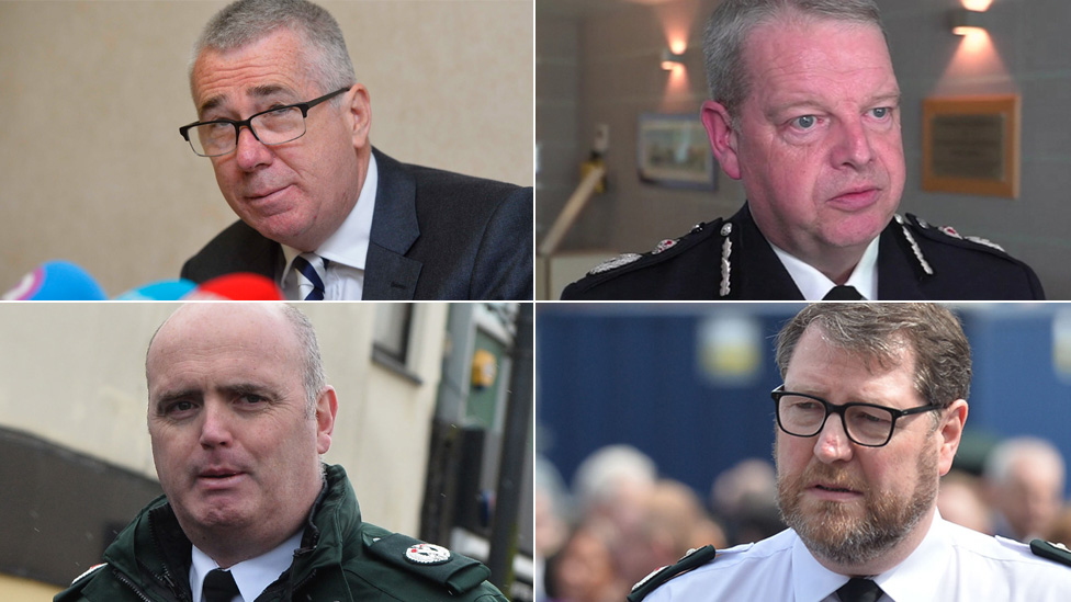 PSNI chief constable interviews to begin