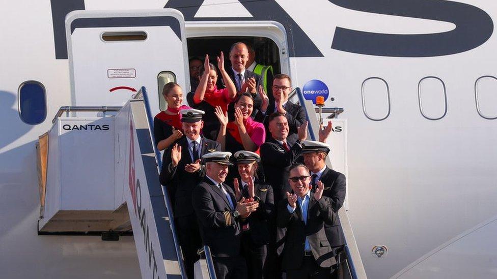 Австралійська авіакомпанія випробувала найдовший пасажирський маршрут у світі