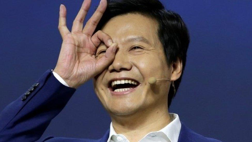 Xiaomi's founder Lei Jun receives £735m bonus
