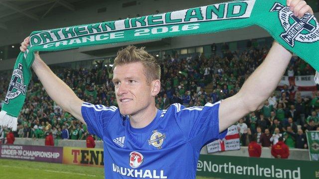 Northern Ireland captain Steven Davis