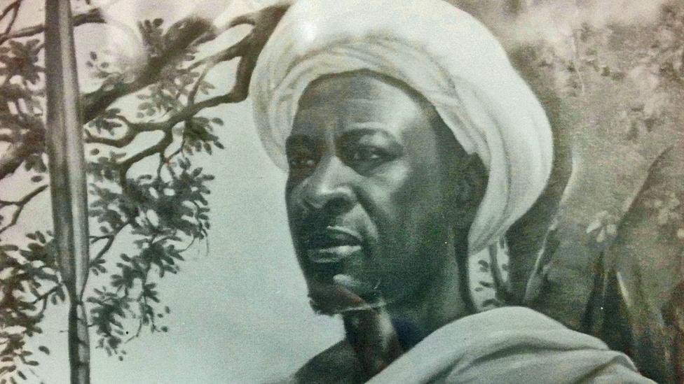 Chief Mkwawa