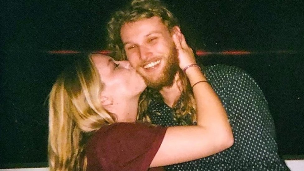 The bodies of Chynna Deese (left) and Lucas Fowler were discovered last week