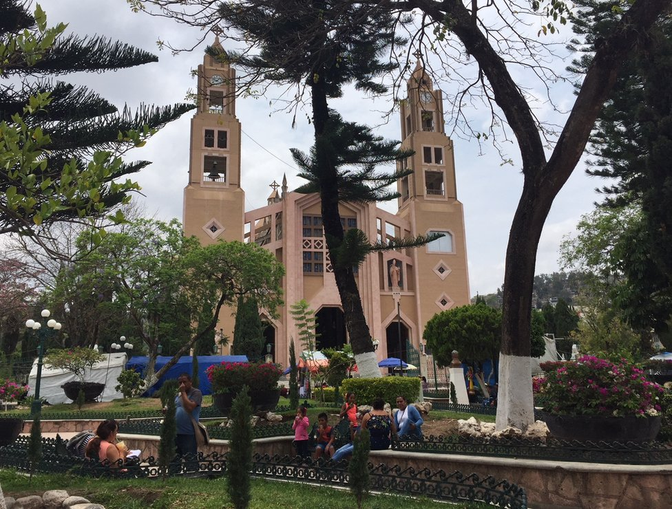 Catedral de Chilapa.