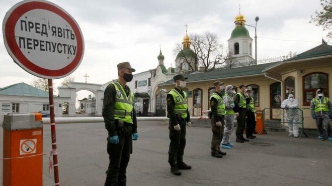 Državna garda je obezbeđivala ulazak u grad