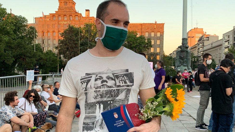Cveće i ustav