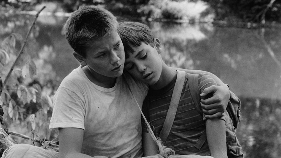 River Phoenix (solda) Stand By Me filminde