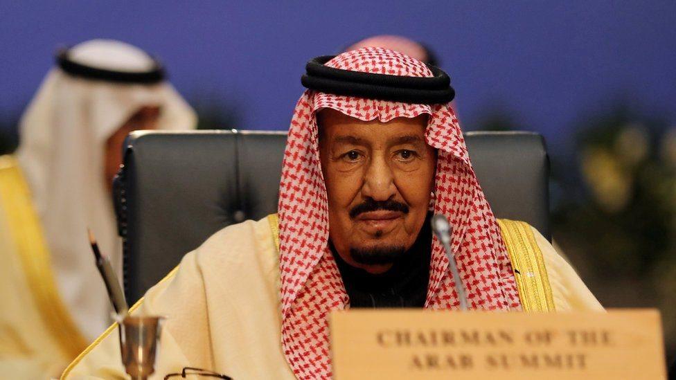 العاهل السعودي دعا إلى قمتين عريبة وخليجية نهاية مايو/أيار الجاري
