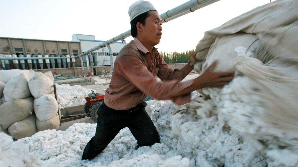 美國政府據報正考慮對來自新疆的部分或全部棉製品實施禁令。美國希望就涉嫌侵犯人權的行為懲罰北京,最快在本周會採取行動。