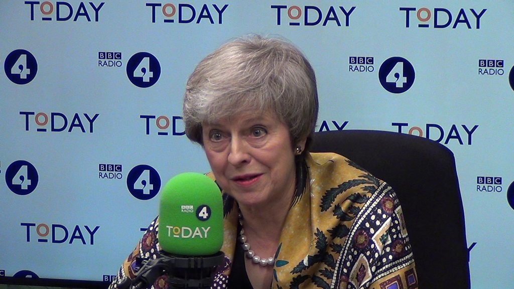 UK PM Theresa May dismisses idea of second referendum